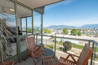 """Photo 8: 603 2288 PINE Street in Vancouver: Fairview VW Condo for sale in """"The Fairview"""" (Vancouver West)  : MLS®# R2303181"""