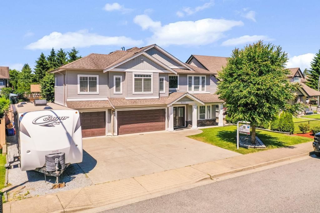 Main Photo: 8477 FENNELL Street in Mission: Mission BC House for sale : MLS®# R2595103