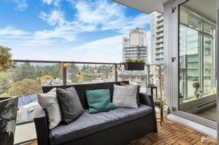 """Photo 24: 906 520 COMO LAKE Avenue in Coquitlam: Coquitlam West Condo for sale in """"THE CROWN"""" : MLS®# R2623201"""