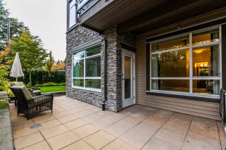 """Photo 11: 107 617 SMITH Avenue in Coquitlam: Coquitlam West Condo for sale in """"EASTON"""" : MLS®# R2220282"""