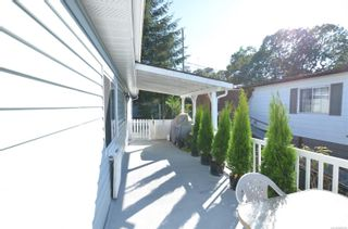 Photo 21: 141 7 Chief Robert Sam Lane in : VR Glentana Manufactured Home for sale (View Royal)  : MLS®# 855178
