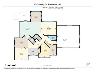 Photo 48: 65 Connelly Drive: Rural Parkland County House for sale : MLS®# E4240023