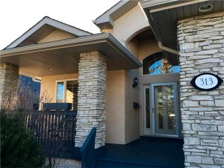 Photo 4: 313 GLENEAGLES View: Cochrane House for sale : MLS®# C4047766