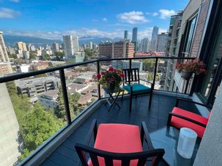 """Photo 2: 1703 1010 BURNABY Street in Vancouver: West End VW Condo for sale in """"The Ellington"""" (Vancouver West)  : MLS®# R2602779"""