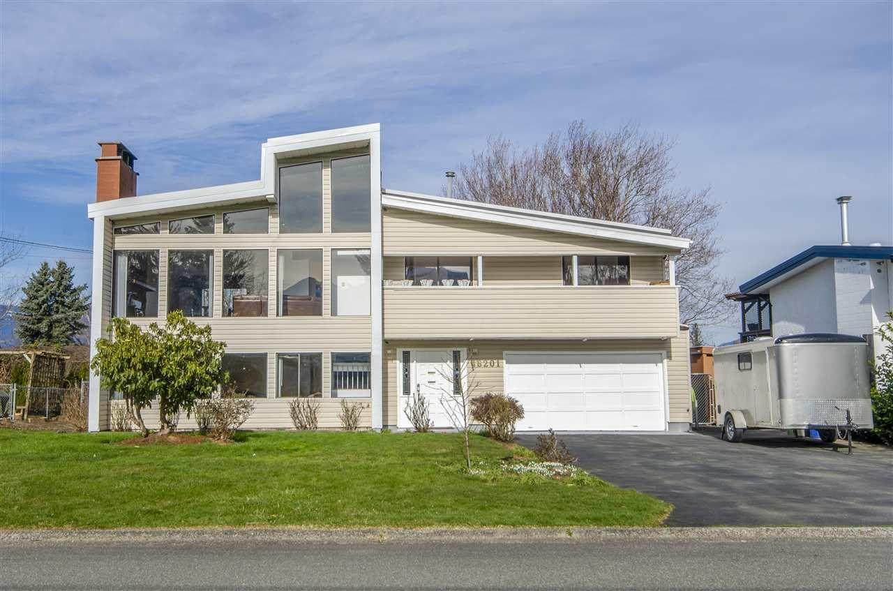 "Main Photo: 46201 GREENWOOD Drive in Chilliwack: Sardis East Vedder Rd House for sale in ""SARDIS PARK"" (Sardis)  : MLS®# R2439338"