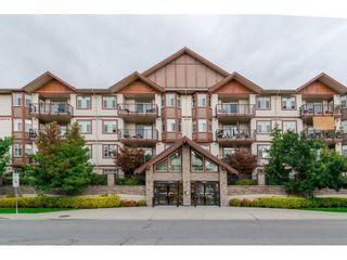 "Photo 1: 200 45615 BRETT Avenue in Chilliwack: Chilliwack W Young-Well Condo for sale in ""The Regent on Brett"" : MLS®# R2115723"
