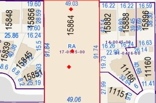 """Photo 1: 15864 112 Avenue in Surrey: Fraser Heights Land for sale in """"Fraser Heights"""" (North Surrey)  : MLS®# R2596945"""