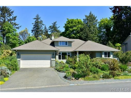 Main Photo: 4806 Sunnygrove Pl in VICTORIA: SE Sunnymead House for sale (Saanich East)  : MLS®# 728851