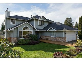 Photo 1: 929 MELBOURNE Ave in Capilano Highlands: Home for sale : MLS®# V991503