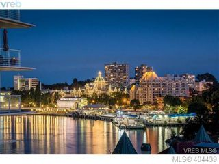 Photo 3: 516 68 SONGHEES Rd in VICTORIA: VW Songhees Condo for sale (Victoria West)  : MLS®# 803625