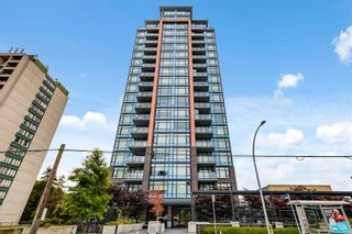 """Photo 1: 1606 188 AGNES Street in New Westminster: Downtown NW Condo for sale in """"Elliot"""" : MLS®# R2601413"""