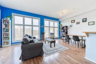 Photo 1: 405 10147 112 Street in Edmonton: Zone 12 Condo for sale : MLS®# E4237677