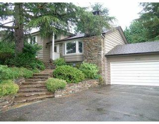 Photo 1: 7725 KENTWOOD Street in Burnaby: Government Road House for sale (Burnaby North)  : MLS®# V726043