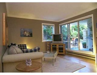"""Photo 1: 117 1236 W 8TH AV in Vancouver: Fairview VW Condo for sale in """"THE GALLERIA"""" (Vancouver West)  : MLS®# V613413"""