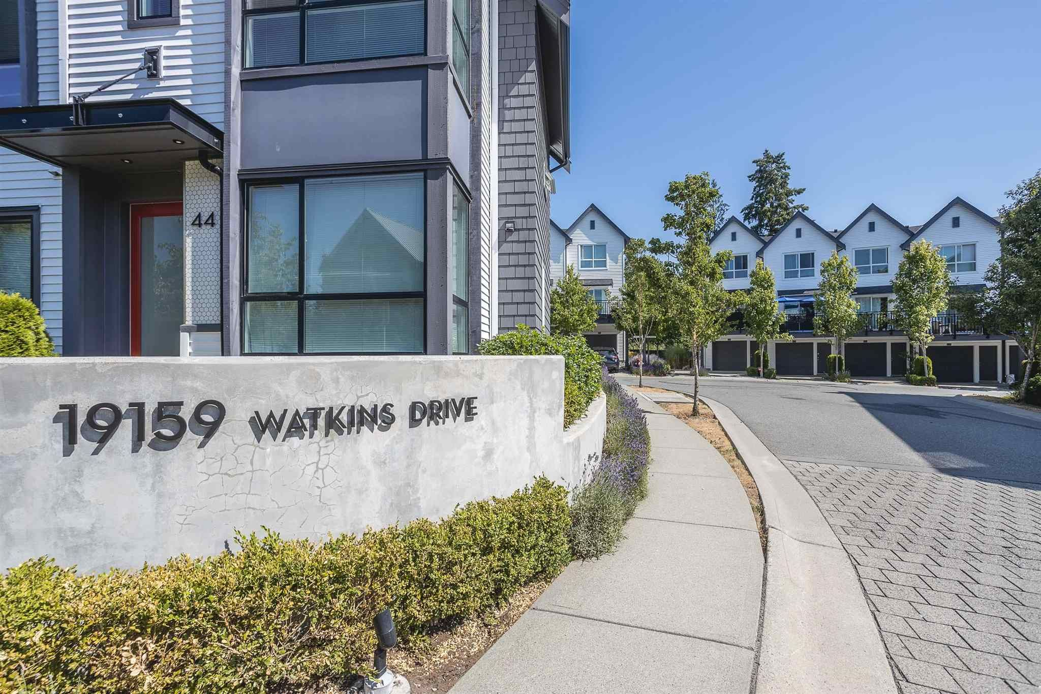 Main Photo: 5 19159 WATKINS Drive in Surrey: Clayton Townhouse for sale (Cloverdale)  : MLS®# R2598672