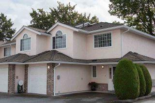 "Photo 1: 1 4055 REGENT Street in Richmond: Steveston South Townhouse for sale in ""REGENT GARDENS"" : MLS®# R2209674"
