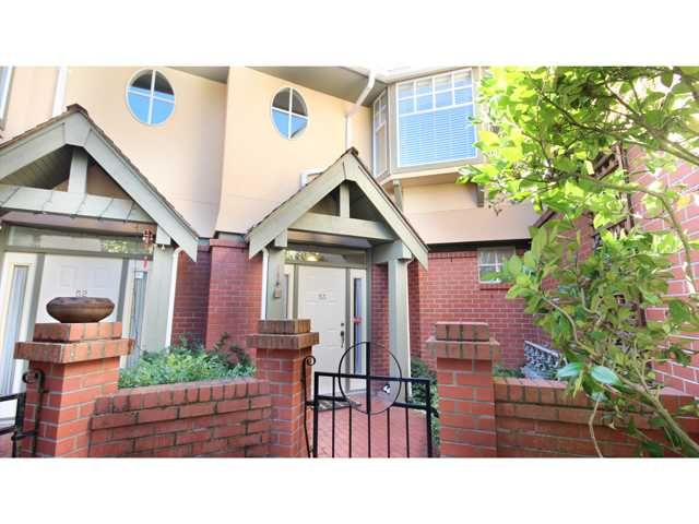 """Main Photo: # 53 5880 HAMPTON PL in Vancouver: University VW Townhouse for sale in """"THAMES COURT"""" (Vancouver West)  : MLS®# V1029520"""