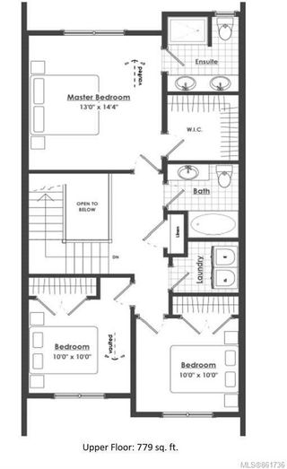 Photo 22: 921 Echo Valley Pl in : La Langford Proper Row/Townhouse for sale (Langford)  : MLS®# 861736