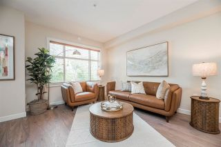 """Photo 3: 414 20376 86 Avenue in Langley: Willoughby Heights Condo for sale in """"Yorkson Park East"""" : MLS®# R2621170"""