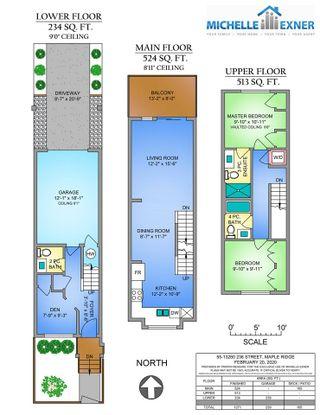 "Photo 2: 55 13260 236 Street in Maple Ridge: Silver Valley Townhouse for sale in ""ARCHSTONE ROCKRIDGE"" : MLS®# R2564298"