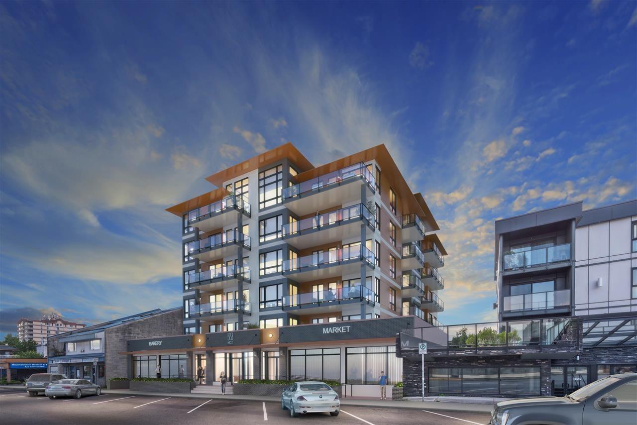 """Main Photo: 604 22335 MCINTOSH Avenue in Maple Ridge: West Central Condo for sale in """"MC2"""" : MLS®# R2228597"""