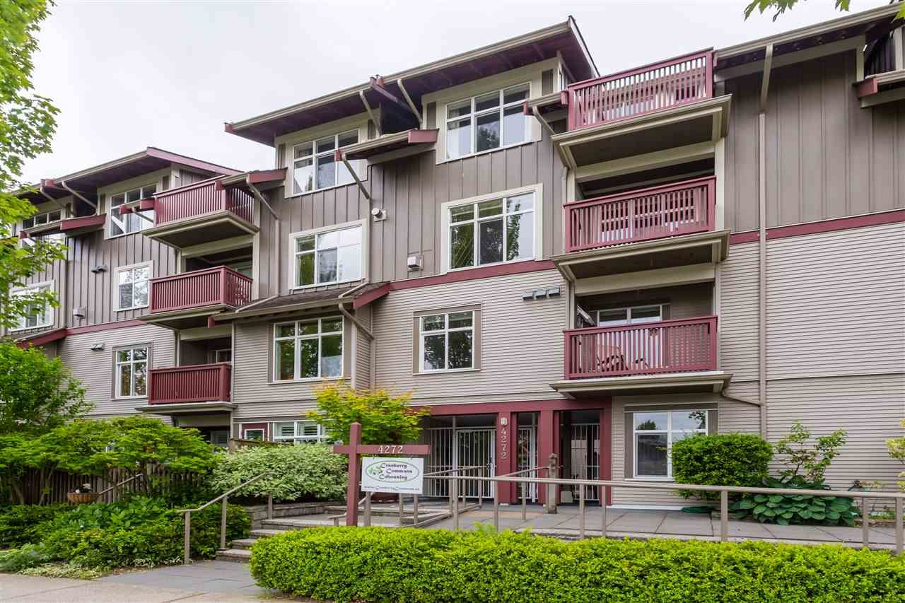 """Main Photo: 201 4272 ALBERT Street in Burnaby: Vancouver Heights Condo for sale in """"Cranberry Commons"""" (Burnaby North)  : MLS®# R2472051"""
