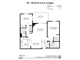 """Photo 27: 109 20125 55A Avenue in Langley: Langley City Condo for sale in """"BLACKBERRY LANE 11"""" : MLS®# R2617940"""