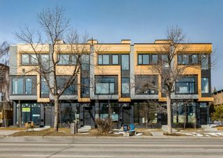 Main Photo: 1 2005 37 Street SW in Calgary: Glendale Row/Townhouse for sale : MLS®# A1108162