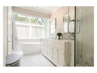 """Photo 10: 4687 HOSKINS Road in North Vancouver: Lynn Valley Townhouse for sale in """"Yorkwood Hills"""" : MLS®# V1130189"""