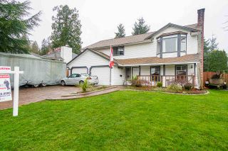 "Main Photo: 9427 159 Street in Surrey: Fleetwood Tynehead House for sale in ""BEL-AIRE ESTATES"" : MLS®# R2561133"