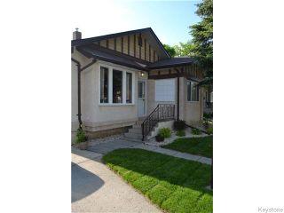 Photo 18: 294 Belvidere Street in Winnipeg: St James Residential for sale (West Winnipeg)  : MLS®# 1614084