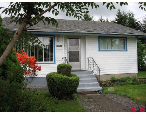 Main Photo: 46250 THIRD Avenue in Chilliwack: Chilliwack E Young-Yale House for sale : MLS®# H2902767