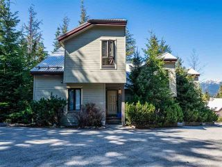 Photo 1: 32 6125 EAGLE DRIVE in Whistler: Whistler Cay Heights Townhouse for sale : MLS®# R2570202