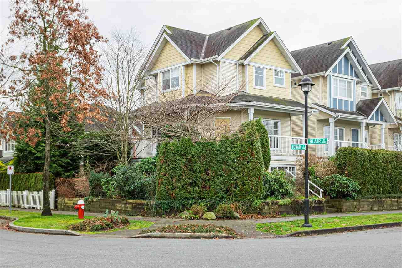 Main Photo: 4 4711 BLAIR Drive in Richmond: West Cambie Townhouse for sale : MLS®# R2527322