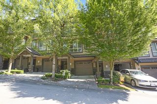 "Photo 1: 127 1480 SOUTHVIEW Street in Coquitlam: Burke Mountain Townhouse for sale in ""CEDAR CREEK"" : MLS®# R2599526"