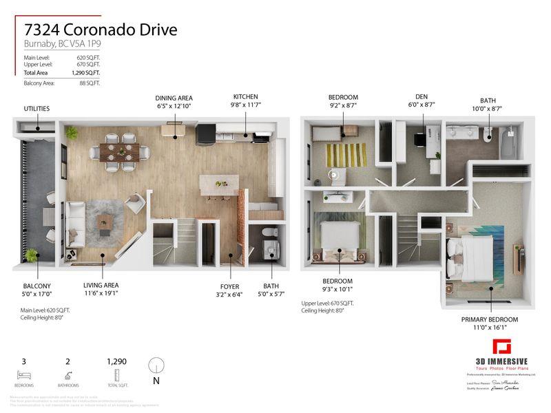 FEATURED LISTING: 7324 CORONADO Drive Burnaby