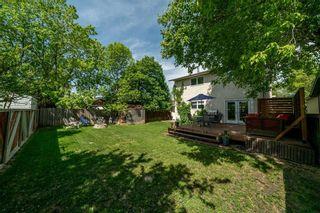Photo 35: 202 Vista Avenue in Winnipeg: St Vital Residential for sale (2E)  : MLS®# 202011762
