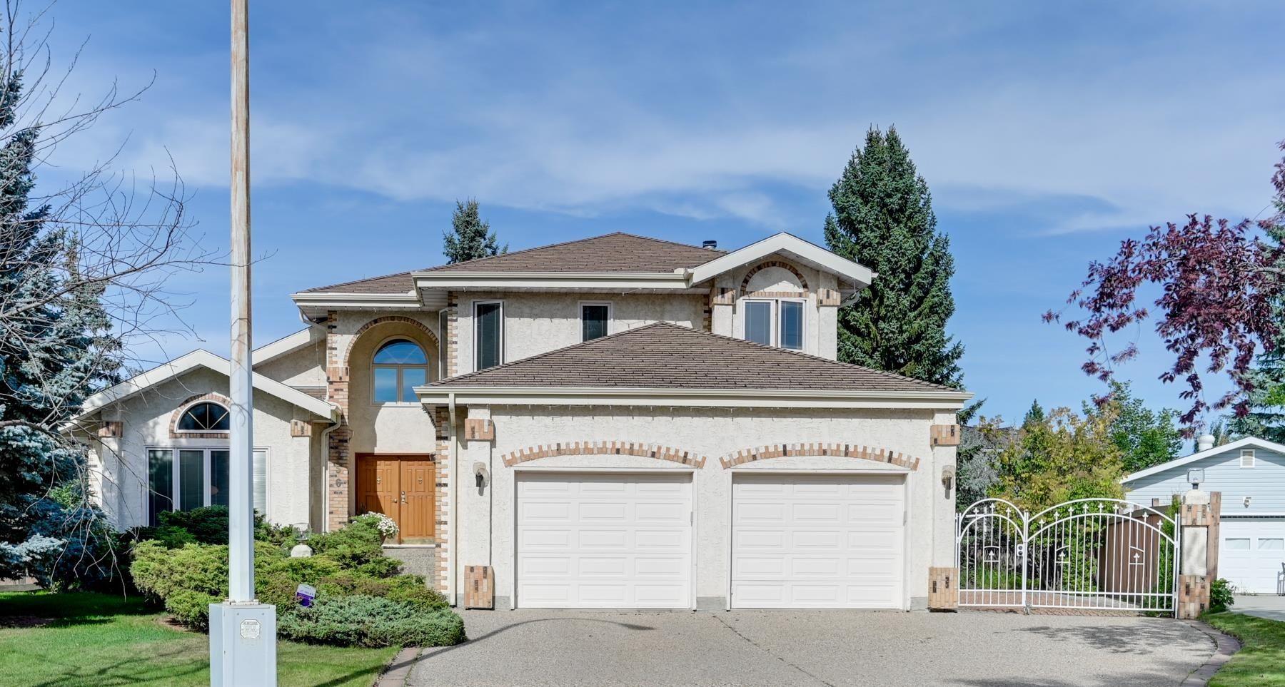Main Photo: 256 BURTON Road in Edmonton: Zone 14 House for sale : MLS®# E4262280