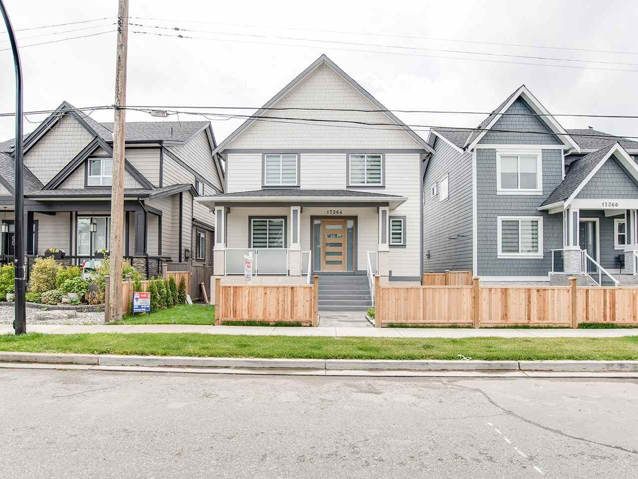 Main Photo: 17364 2 Avenue in Surrey: Pacific Douglas House for sale (South Surrey White Rock)  : MLS®# R2471049