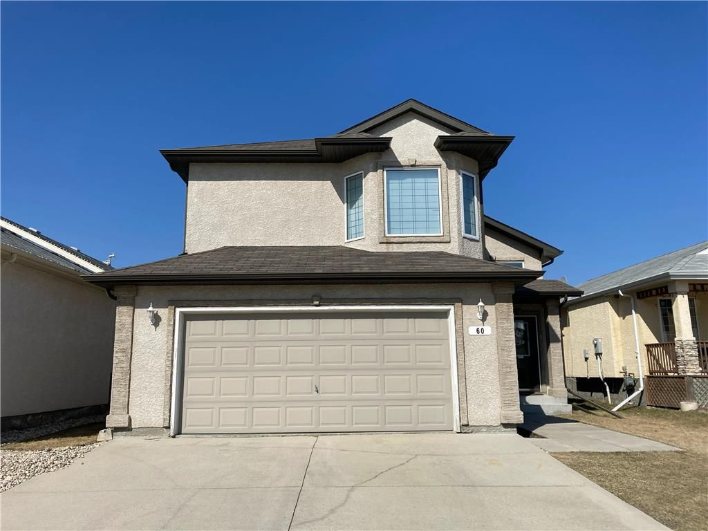 Main Photo: 60 Rutledge Crescent in Winnipeg: Harbour View South Residential for sale (3J)  : MLS®# 202111834