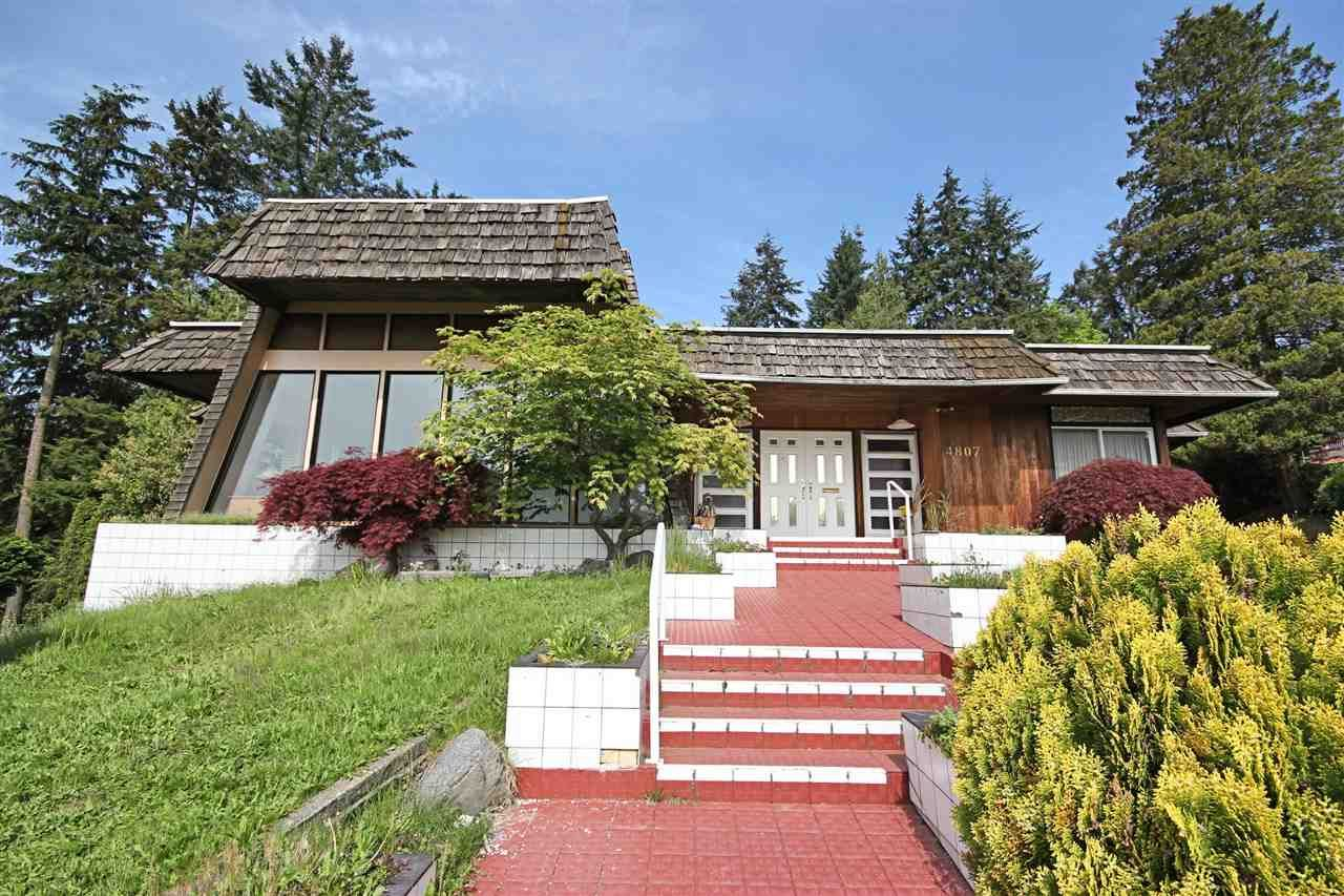 Main Photo: 4807 PATRICK PLACE in Burnaby: South Slope House for sale (Burnaby South)