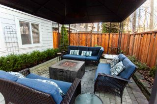 """Photo 33: 12 3502 150A Street in Surrey: Morgan Creek Townhouse for sale in """"Barber Creek Estates"""" (South Surrey White Rock)  : MLS®# R2536793"""