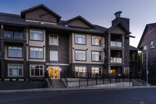 Main Photo: 116 25 Aspenmont Heights SW in Calgary: Aspen Woods Apartment for sale : MLS®# A1149164
