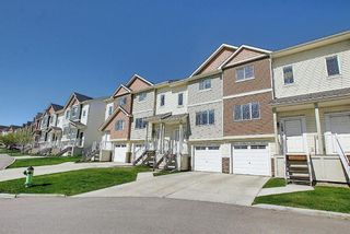 Photo 2: 166 PANTEGO Lane NW in Calgary: Panorama Hills Row/Townhouse for sale : MLS®# A1110965