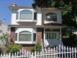 Photo 1: 2603 RENFREW STREET in Vancouver: Renfrew VE House for sale (Vancouver East)  : MLS®# R2067585
