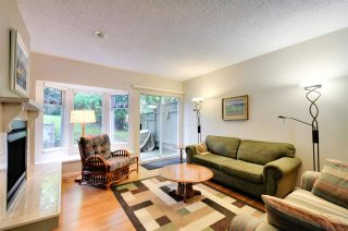 """Photo 5: 8895 FINCH Court in Burnaby: Forest Hills BN Townhouse for sale in """"PRIMROSE HILL"""" (Burnaby North)  : MLS®# R2061604"""