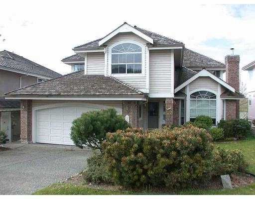 Main Photo: 1618 SALAL Crescent in Coquitlam: Westwood Plateau House for sale : MLS®# V715968
