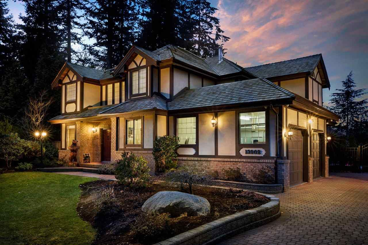 """Main Photo: 13902 25A Avenue in Surrey: Elgin Chantrell House for sale in """"PENINSULA PARK"""" (South Surrey White Rock)  : MLS®# R2225287"""