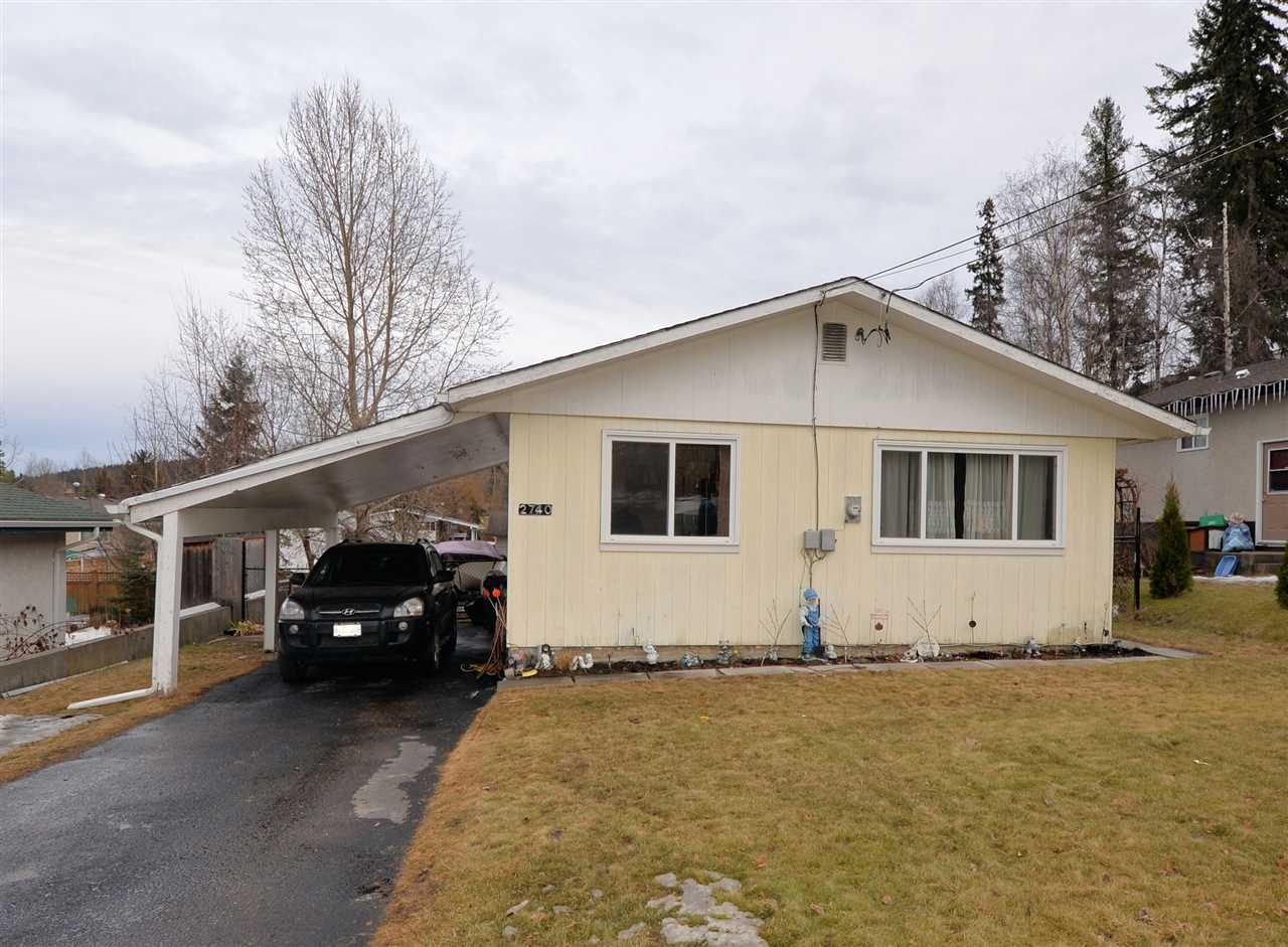 """Main Photo: 2740 VICTORIA Street in Prince George: Assman House for sale in """"UPPER VLA"""" (PG City Central (Zone 72))  : MLS®# R2149396"""