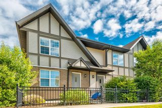 Photo 2: 108 Cranford Court SE in Calgary: Cranston Row/Townhouse for sale : MLS®# A1122061